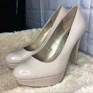 Shoes - Nude Heels G by Guess